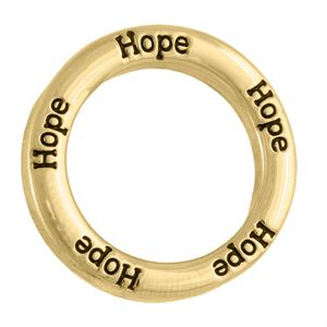 Picture of 'Hope' Large Gold Coin